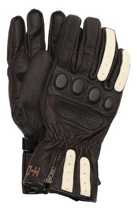 Кожаные перчатки Genuine Motorclothes | Фото №1
