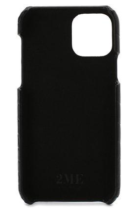 Мужской чехол для iphone 11 pro 2MESTYLE черного цвета, арт. DD288/AMIS | Фото 2