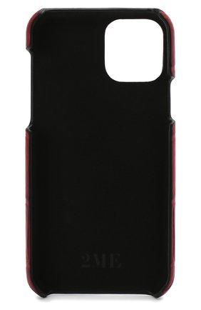 Мужской чехол для iphone 11 pro 2MESTYLE красного цвета, арт. DD289/CSIA | Фото 2