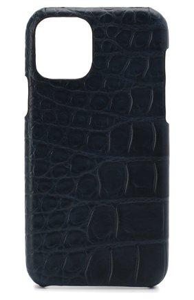 Мужской чехол для iphone 11 pro 2MESTYLE синего цвета, арт. DD291/AMIS | Фото 1