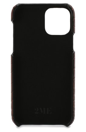 Мужской чехол для iphone 11 pro 2MESTYLE коричневого цвета, арт. DD294/CSIA | Фото 2