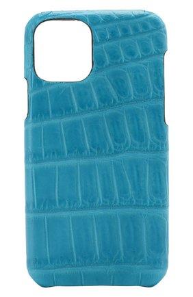 Мужской чехол для iphone 11 pro 2MESTYLE синего цвета, арт. DD322/CSIA | Фото 1