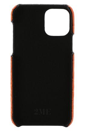Мужской чехол для iphone 11 pro 2MESTYLE оранжевого цвета, арт. DD324/CSIA | Фото 2