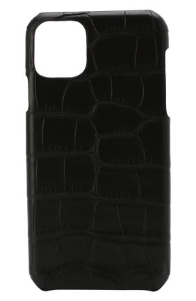Мужской чехол для iphone 11 pro max 2MESTYLE черного цвета, арт. DD326/AMIS | Фото 1