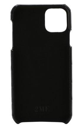 Мужской чехол для iphone 11 pro max 2MESTYLE черного цвета, арт. DD326/AMIS | Фото 2