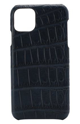 Мужской чехол для iphone 11 pro max 2MESTYLE синего цвета, арт. DD329/CSIA | Фото 1