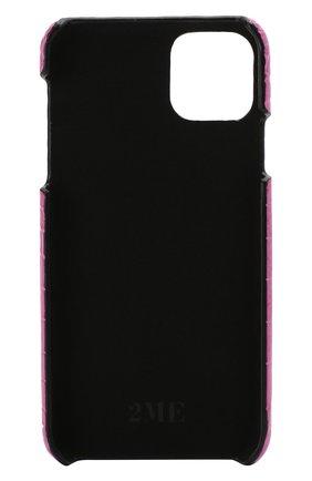 Мужской чехол для iphone 11 pro max 2MESTYLE фуксия цвета, арт. DD330/CSIA | Фото 2
