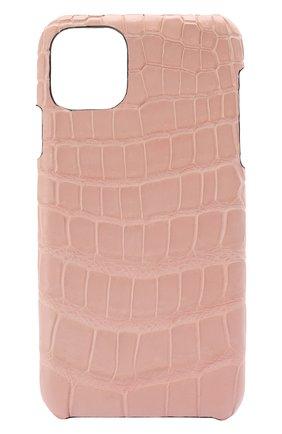 Мужской чехол для iphone 11 pro max 2MESTYLE розового цвета, арт. DD333/CSIA | Фото 1