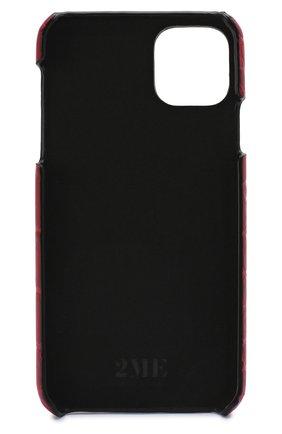 Мужской чехол для iphone 11 pro max 2MESTYLE красного цвета, арт. DD337/CSIA | Фото 2