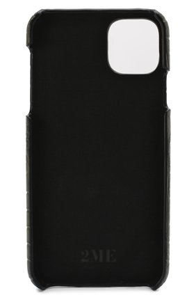 Мужской чехол для iphone 11 pro max 2MESTYLE зеленого цвета, арт. DD338/CSIA | Фото 2