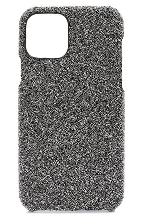 Мужской чехол для iphone 11 pro 2MESTYLE серебряного цвета, арт. DD308 | Фото 1