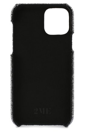 Мужской чехол для iphone 11 pro 2MESTYLE серебряного цвета, арт. DD308 | Фото 2