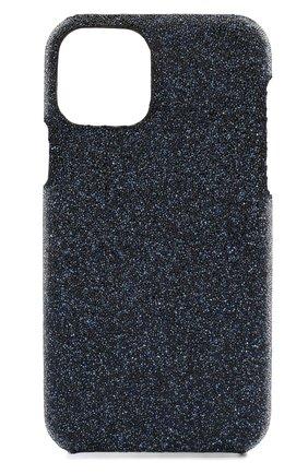 Мужской чехол для iphone 11 pro 2MESTYLE синего цвета, арт. DD310 | Фото 1
