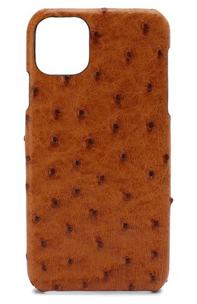 Мужской чехол для iphone 11 pro max 2MESTYLE коричневого цвета, арт. DD354 | Фото 1