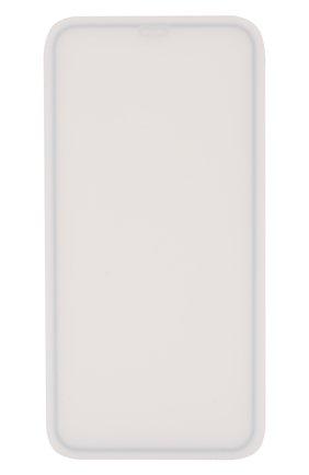 Мужское защитное стекло nano 2 full cover для iphone 11 pro/xs/x UBEAR черного цвета, арт. GL51BL02N-I19 | Фото 2