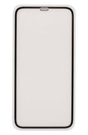 Мужское защитное стекло nano 2 full cover glass для iphone 11/xr UBEAR черного цвета, арт. GL52BL02N-I19 | Фото 1