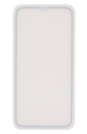 Мужское защитное стекло nano 2 full cover glass для iphone 11/xr UBEAR черного цвета, арт. GL52BL02N-I19 | Фото 2