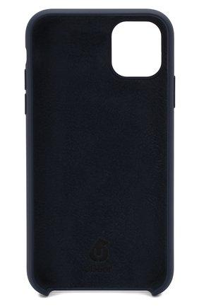 Мужской чехол для iphone 11 UBEAR темно-синего цвета, арт. CS51DB61-I19 | Фото 2