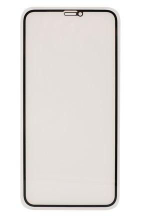 Мужское защитное стекло nano2 full cover для iphone 11 pro max/xs max UBEAR черного цвета, арт. GL53BL02N-I19 | Фото 1