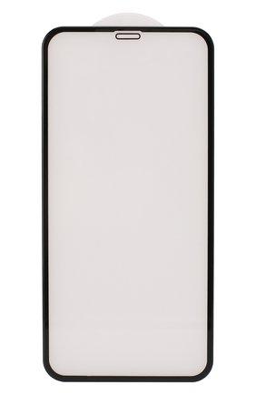 Мужское защитное стекло 3d full screen premium glass для iphone 11/xr UBEAR черного цвета, арт. GL58BL03D-I19 | Фото 1