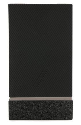 Мужской сетевое зарядное устройство smart hub pd 45w, usb-a/usb-c NATIVE UNION серого цвета, арт. SMH-PD-GRY-INT | Фото 1
