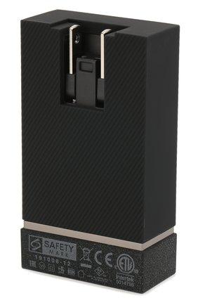 Мужской сетевое зарядное устройство smart hub pd 45w, usb-a/usb-c NATIVE UNION серого цвета, арт. SMH-PD-GRY-INT | Фото 2