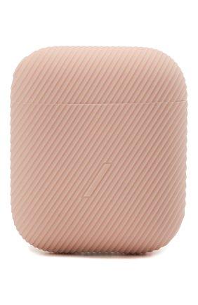 Мужской чехол для airpods NATIVE UNION розового цвета, арт. APCSE-CRVE-ROS   Фото 1