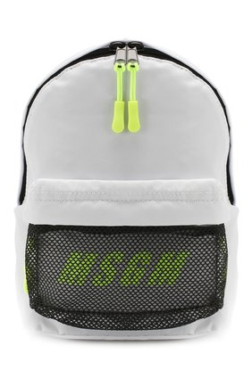 Женский рюкзак MSGM белого цвета, арт. 2841MDZ079 890 | Фото 1