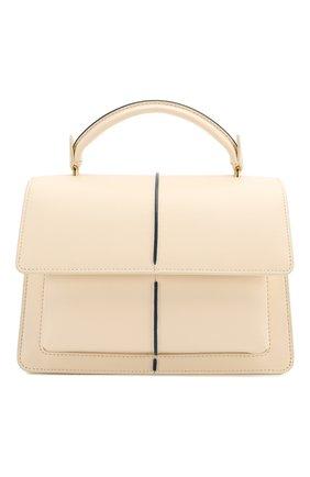Женская сумка attaché MARNI белого цвета, арт. BMMP0021Y2/LV589   Фото 1