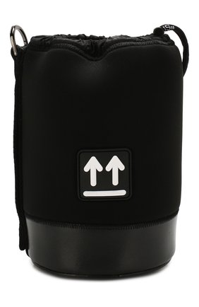 Женская сумка bottle OFF-WHITE черного цвета, арт. 0WNA105R20A370681000 | Фото 1