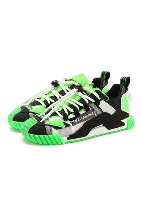 Комбинированные кроссовки NS1 | Фото №1