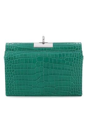Женская сумка luxy GU_DE зеленого цвета, арт. G020SM009 | Фото 1