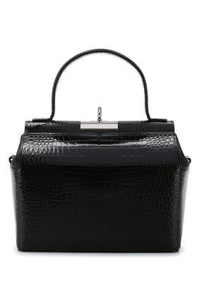 Женская сумка chord GU_DE черного цвета, арт. G020SMCL022 | Фото 1