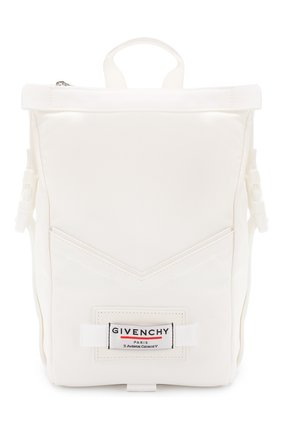 Женский рюкзак downtown mini GIVENCHY белого цвета, арт. BB50BNB0RT | Фото 1
