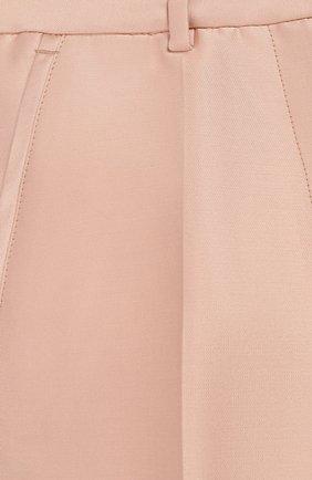 Детский костюм из жакета и брюк STELLA MCCARTNEY светло-розового цвета, арт. 600183/S0KF1 | Фото 7