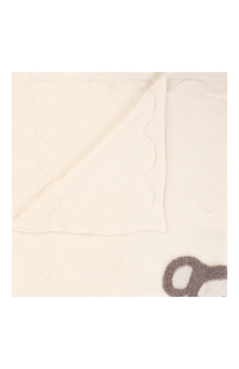 Детского комплект из 4-х предметов CHEPE белого цвета, арт. 371630 | Фото 2