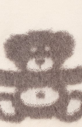 Детского комплект из 4-х предметов CHEPE белого цвета, арт. 371630 | Фото 7