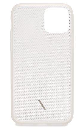 Мужской чехол для iphone 11 pro NATIVE UNION прозрачного цвета, арт. CVIEW-FRO-NP19S | Фото 2