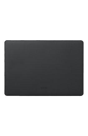 "Мужской чехол для macbook 13"" NATIVE UNION серого цвета, арт. STOW-MBS-GRY-FB-13 | Фото 2"