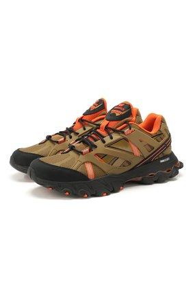 Мужские кроссовки dmx trail shadow REEBOK коричневого цвета, арт. FW3332 | Фото 1