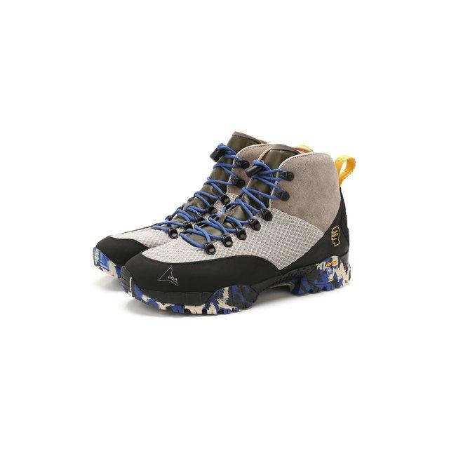 Комбинированные кроссовки ROA x Braindead Andreas ROA — Комбинированные кроссовки ROA x Braindead Andreas