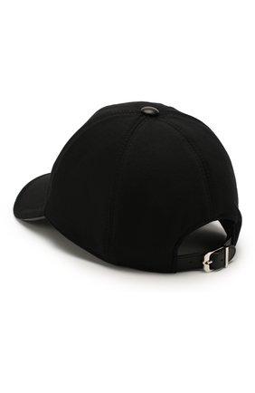 Мужской бейсболка CORNELIANI черного цвета, арт. 850332-0129213/00 | Фото 2