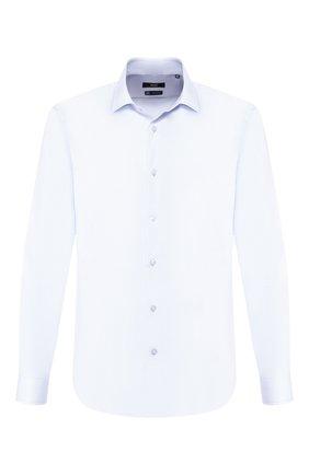 Мужская сорочка BOSS голубого цвета, арт. 50429877 | Фото 1