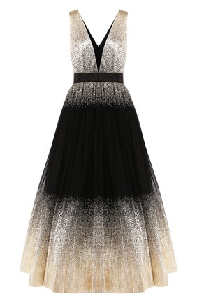 Женское платье JENNY PACKHAM черного цвета, арт. JJD135B | Фото 1