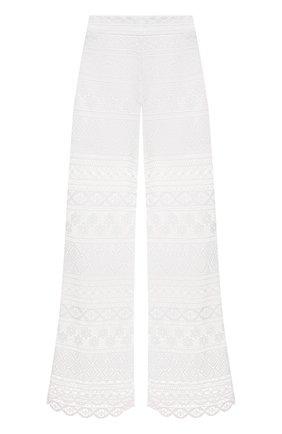 Женские брюки VIVETTA белого цвета, арт. 20E V2S0/B031/4850 | Фото 1