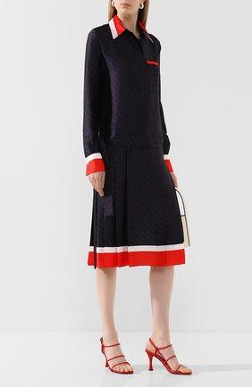 Женское платье VICTORIA, VICTORIA BECKHAM разноцветного цвета, арт. 2120WDR000528A | Фото 2