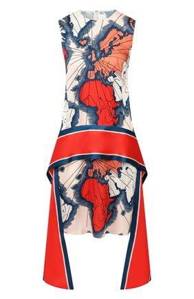 Женское платье VICTORIA, VICTORIA BECKHAM разноцветного цвета, арт. 2120WDR000489A | Фото 1