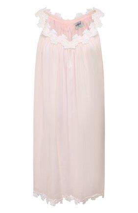 Женская хлопковая сорочка CELESTINE розового цвета, арт. 30002505/PALACE-1 BD | Фото 1