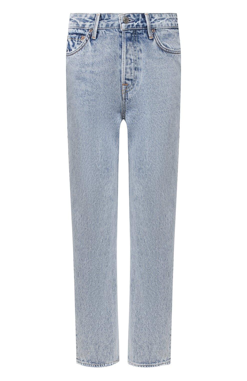 Женские джинсы GRLFRND голубого цвета, арт. GF41388501305 | Фото 1