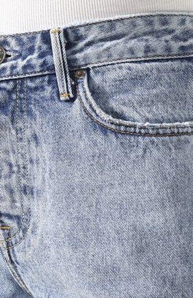 Женские джинсы GRLFRND голубого цвета, арт. GF41388501305 | Фото 5